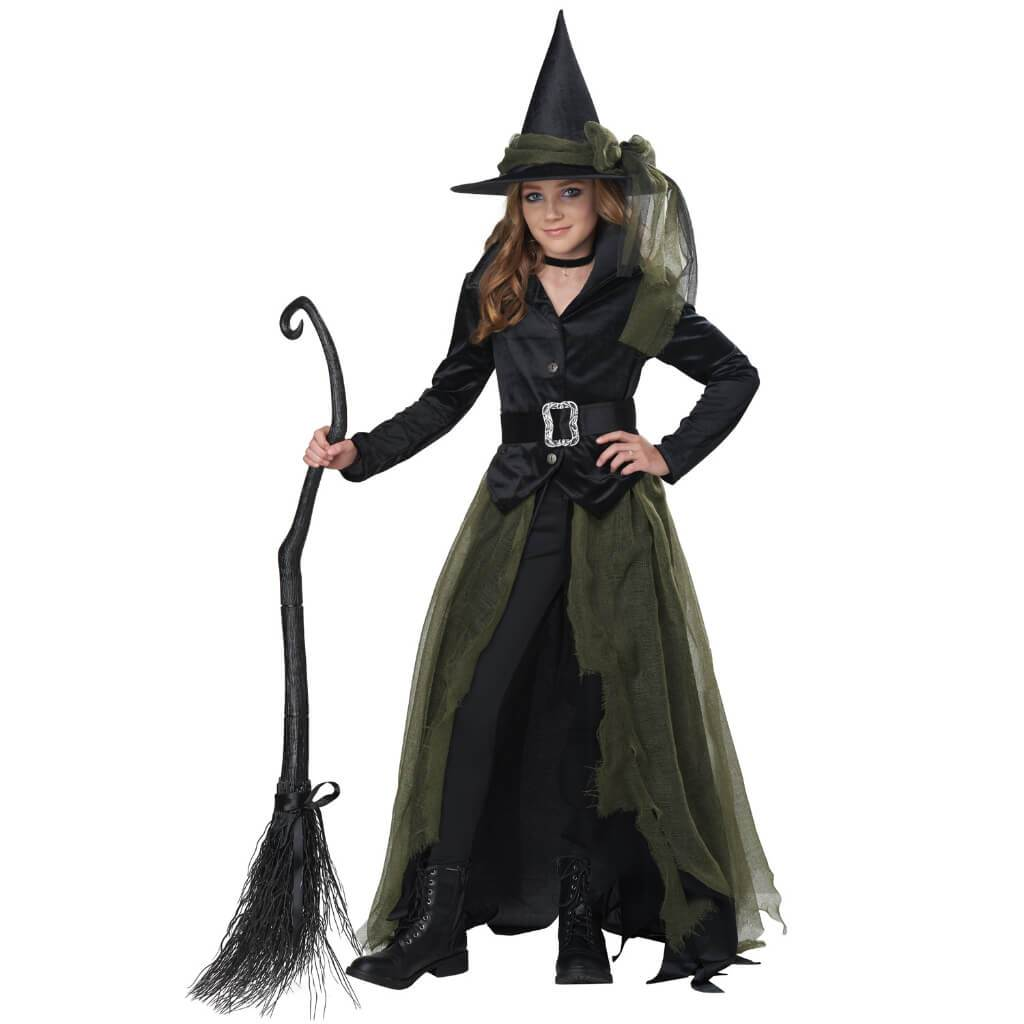 Cool Witch Costume