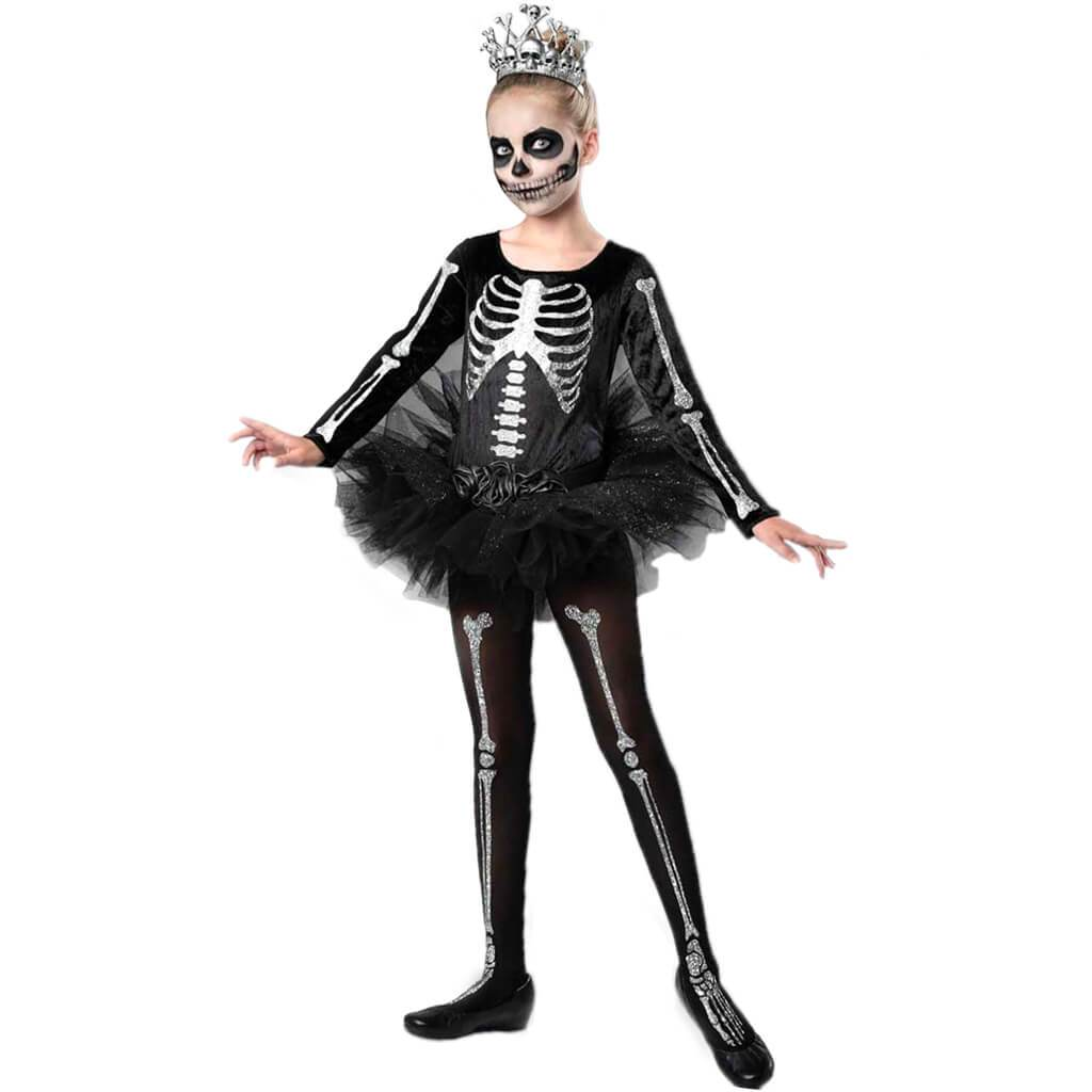 Skeleton Ballerina Costume