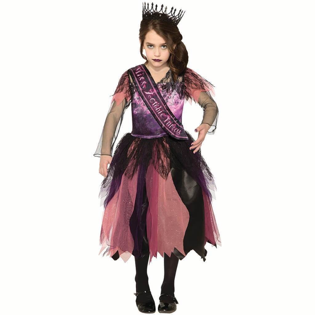 Prom Princess Zombie Costume