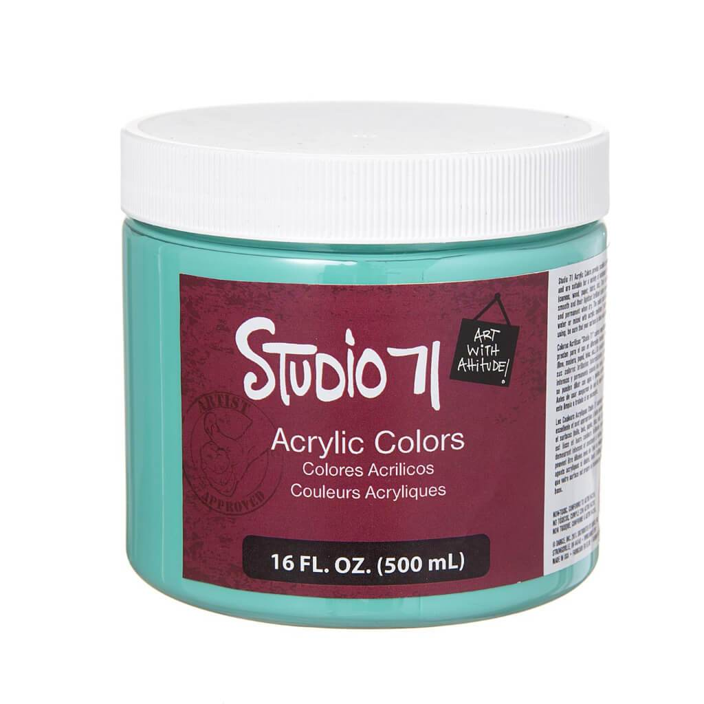 Studio 71 Acrylic Paint 16 Ounces