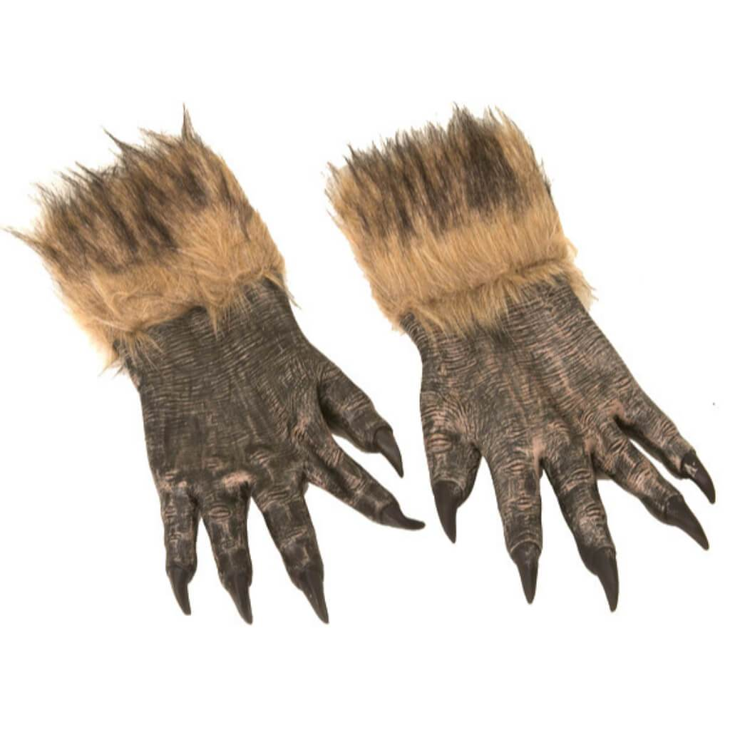 Creature Hand W/ Long Nails Glove