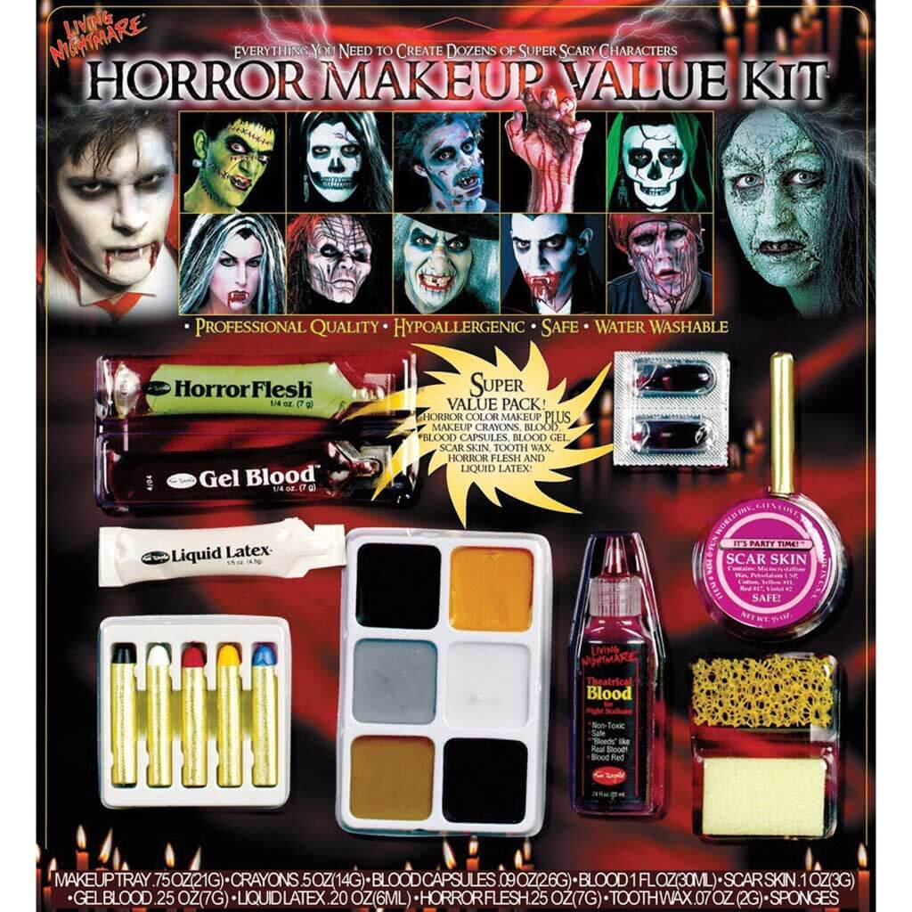 Horror Family Makeup Kit