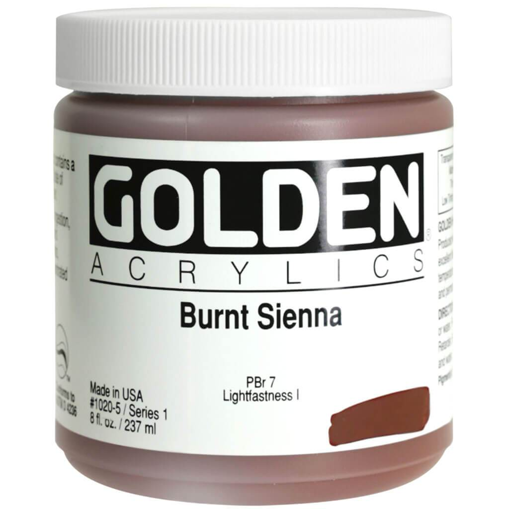 Golden Heavy Body Acrylic Paint 8oz