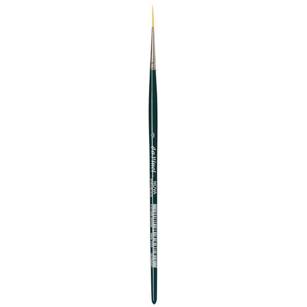 Nova Brush Liner Short Handle Size 0