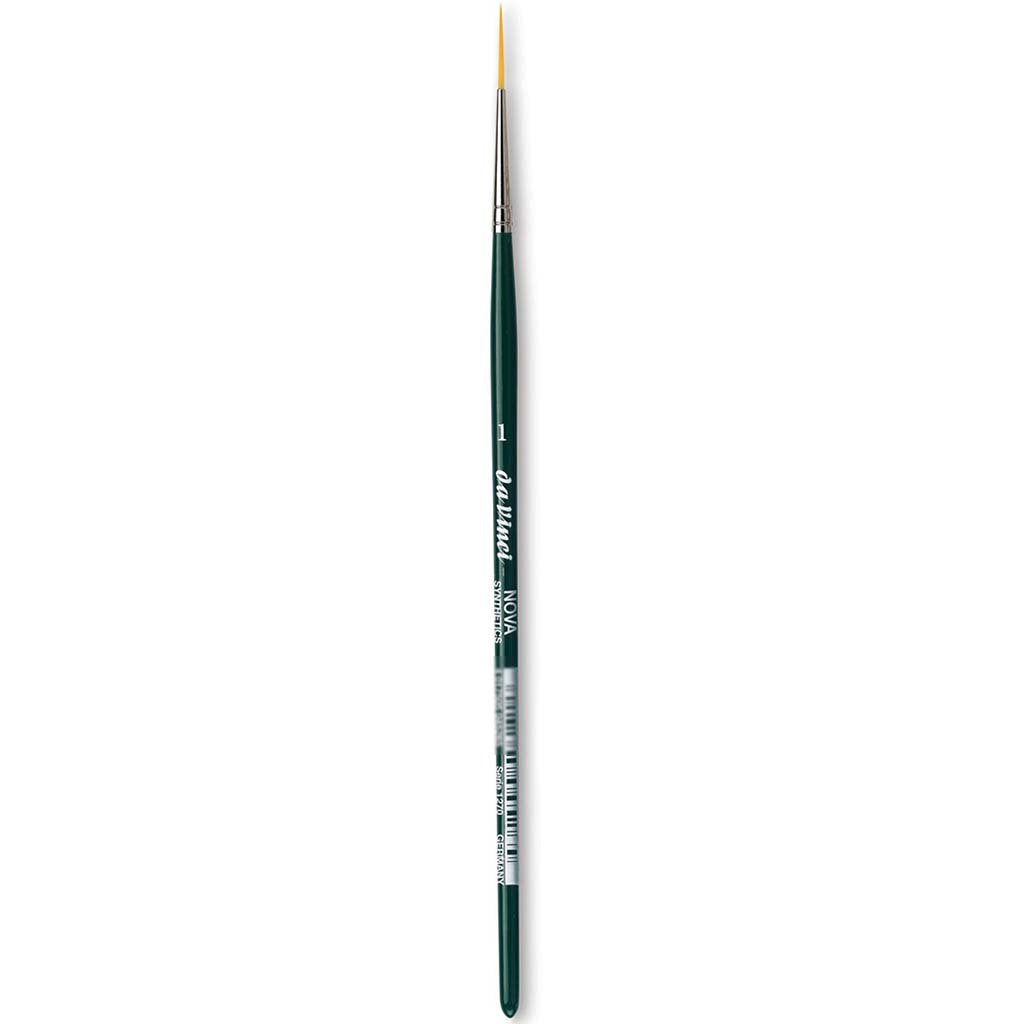 Nova Brush Liner Short Handle Size 1