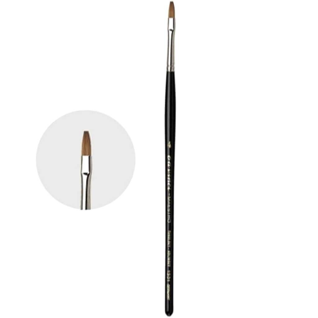 Maestro Watercolor Brush Flat 6