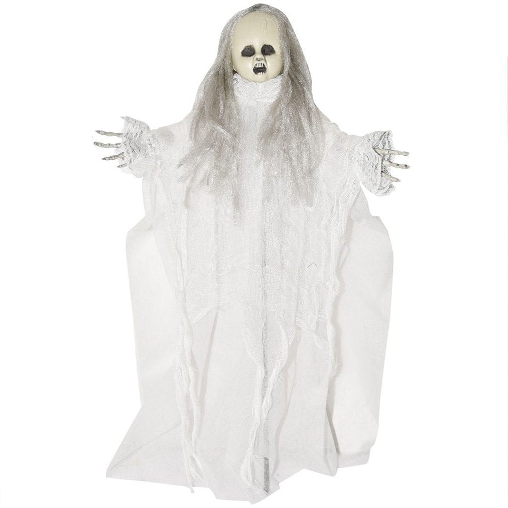 Ghostly Doll White