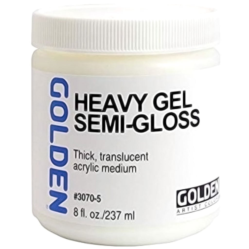 Heavy Gel Semi Gloss 237ml