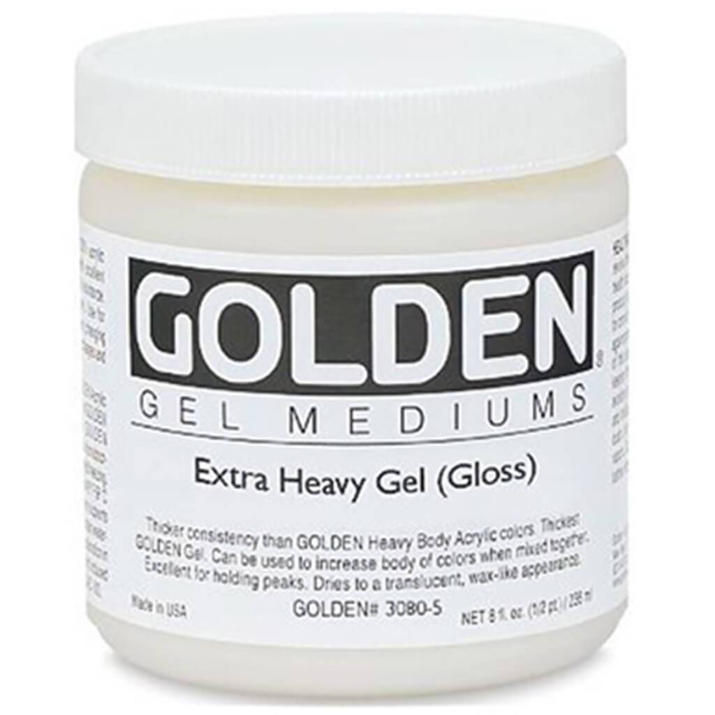 Extra Heavy Gel 237ml