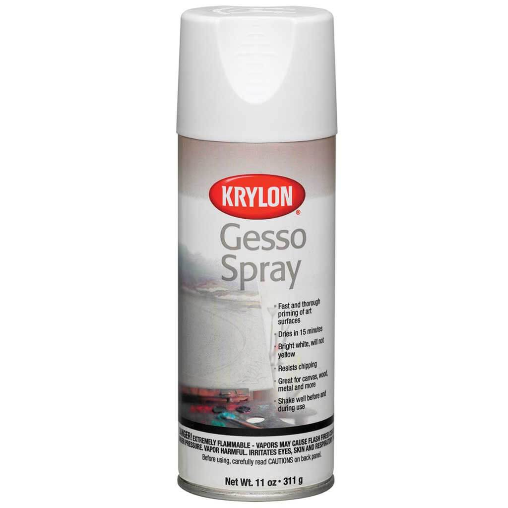 Gesso Spray 11oz White