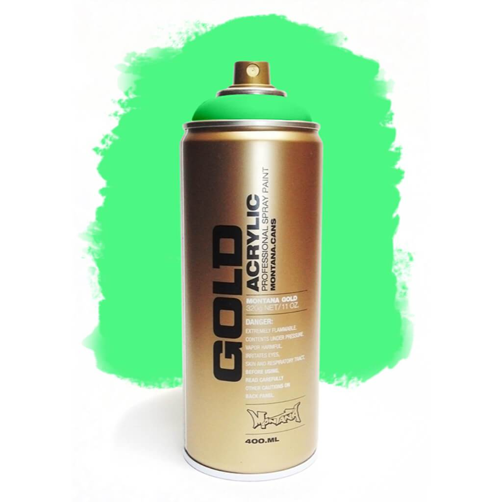 Montana GOLD Spray Color 11oz