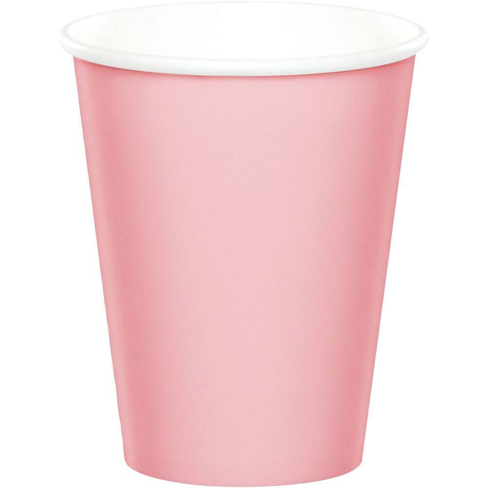 Hot/Cold Cups 9oz 24ct, Classic Pink