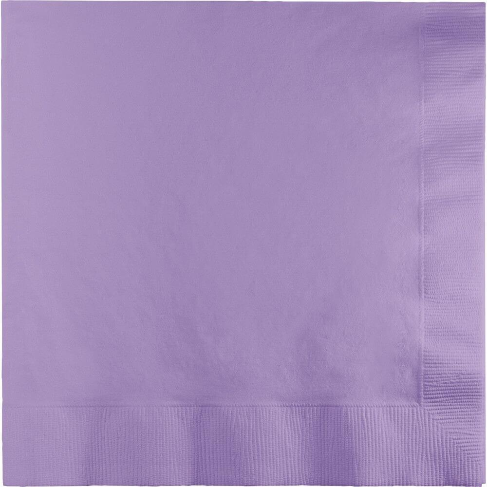 Luncheon Napkins 3ply 50ct, Luscious Lavender