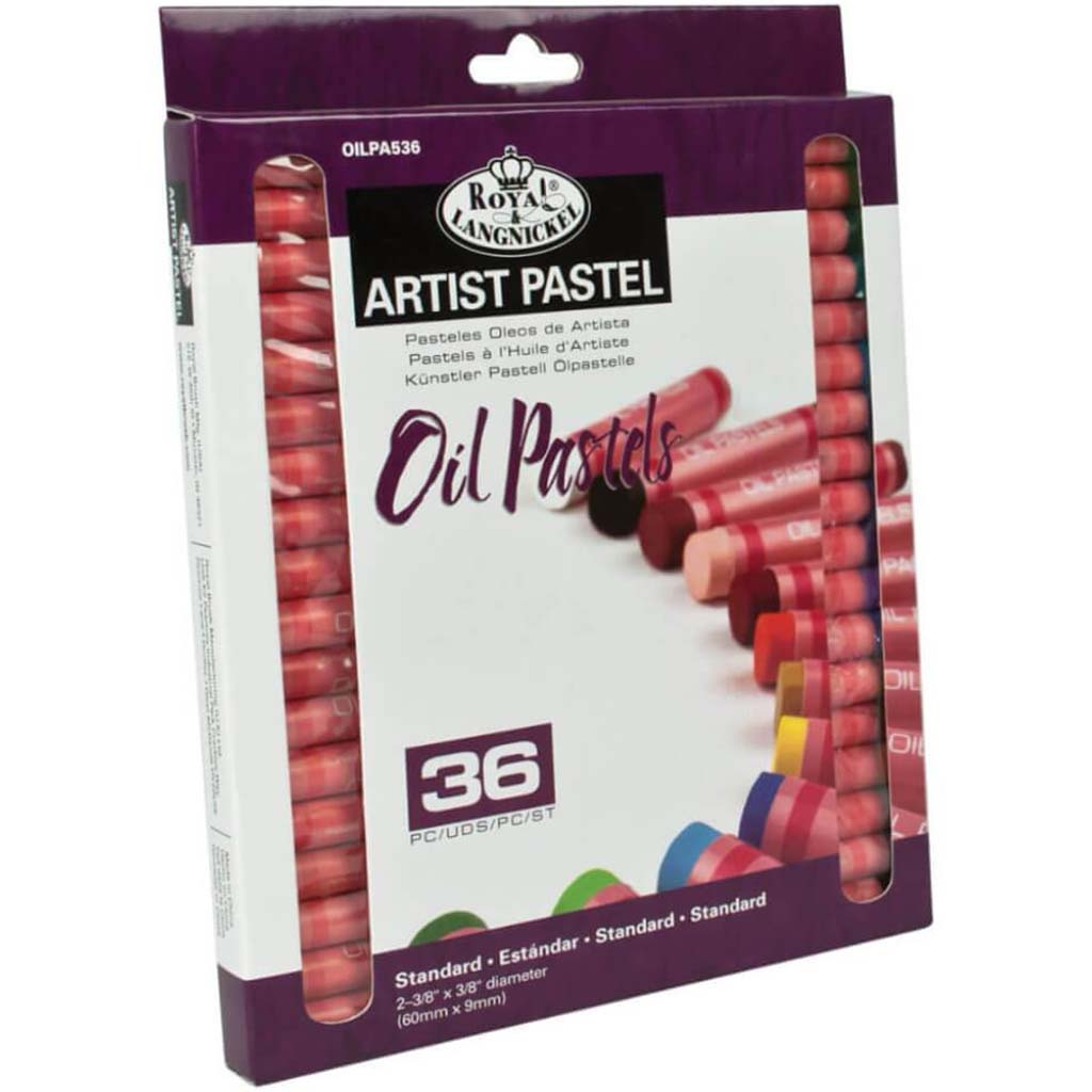 Oil Pastels Small 36pc