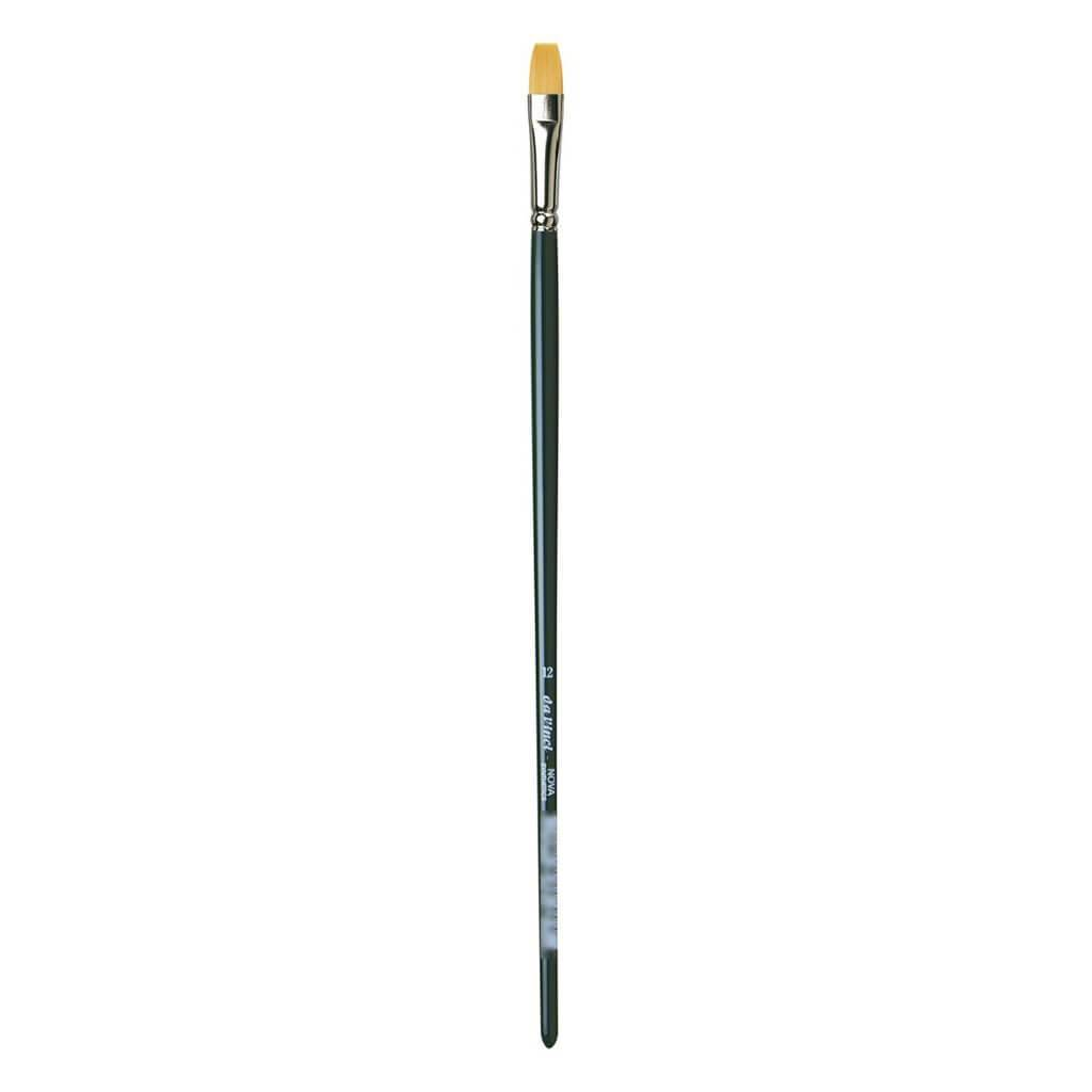 Nova Synthetic Long Handle Brushes, Brights
