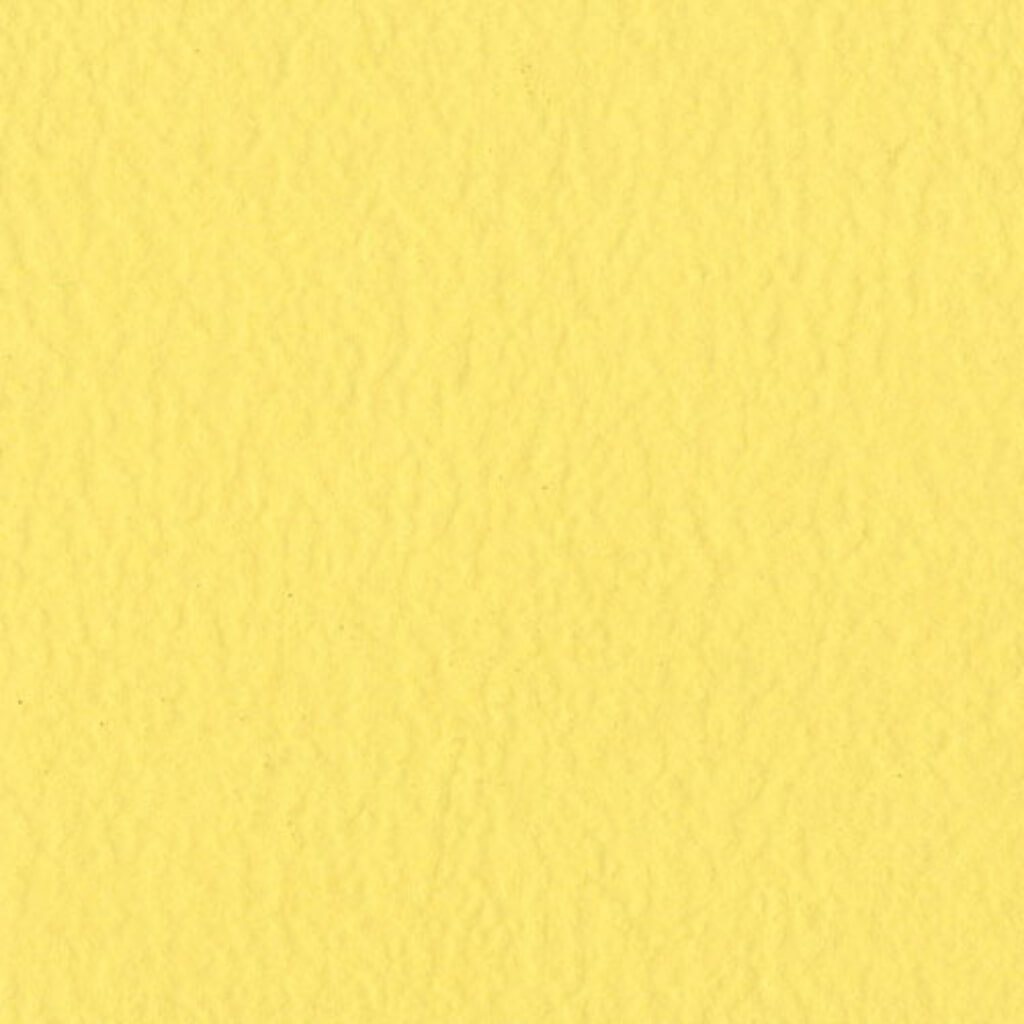 Cardstock 12in x 12in Frosted Yellow