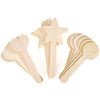 Wood Topper Sticks Shapes