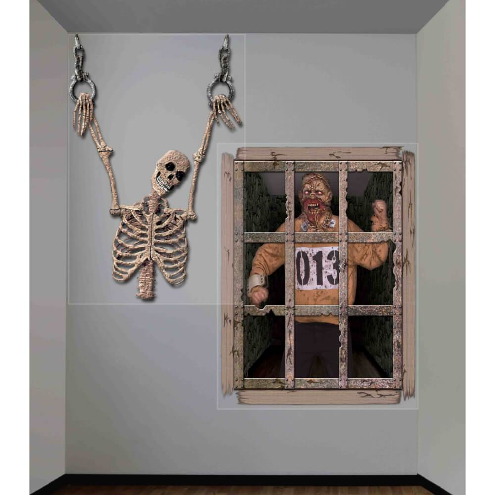 Dungeon Decor 20ft