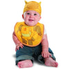 Bumblebee Bib and Hat (0-6M)