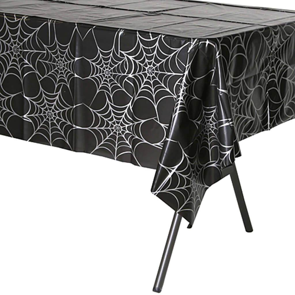 Spider Web Table Cover 54in x 108in