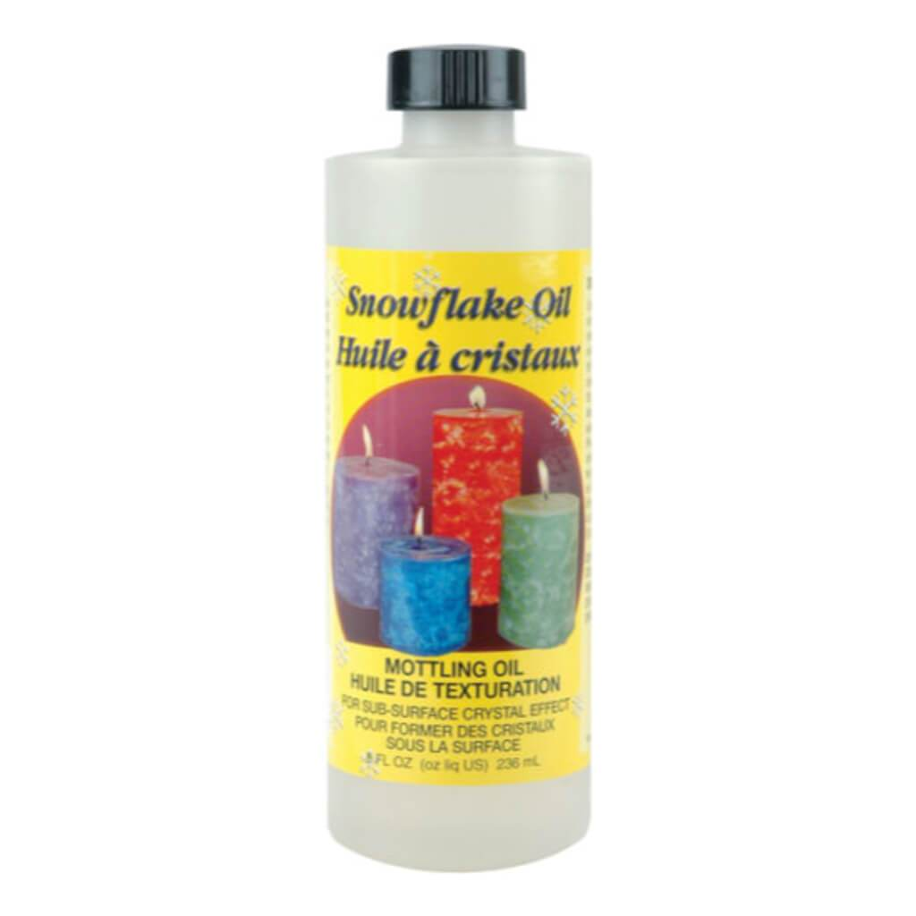 Snowflake Oil 8Oz