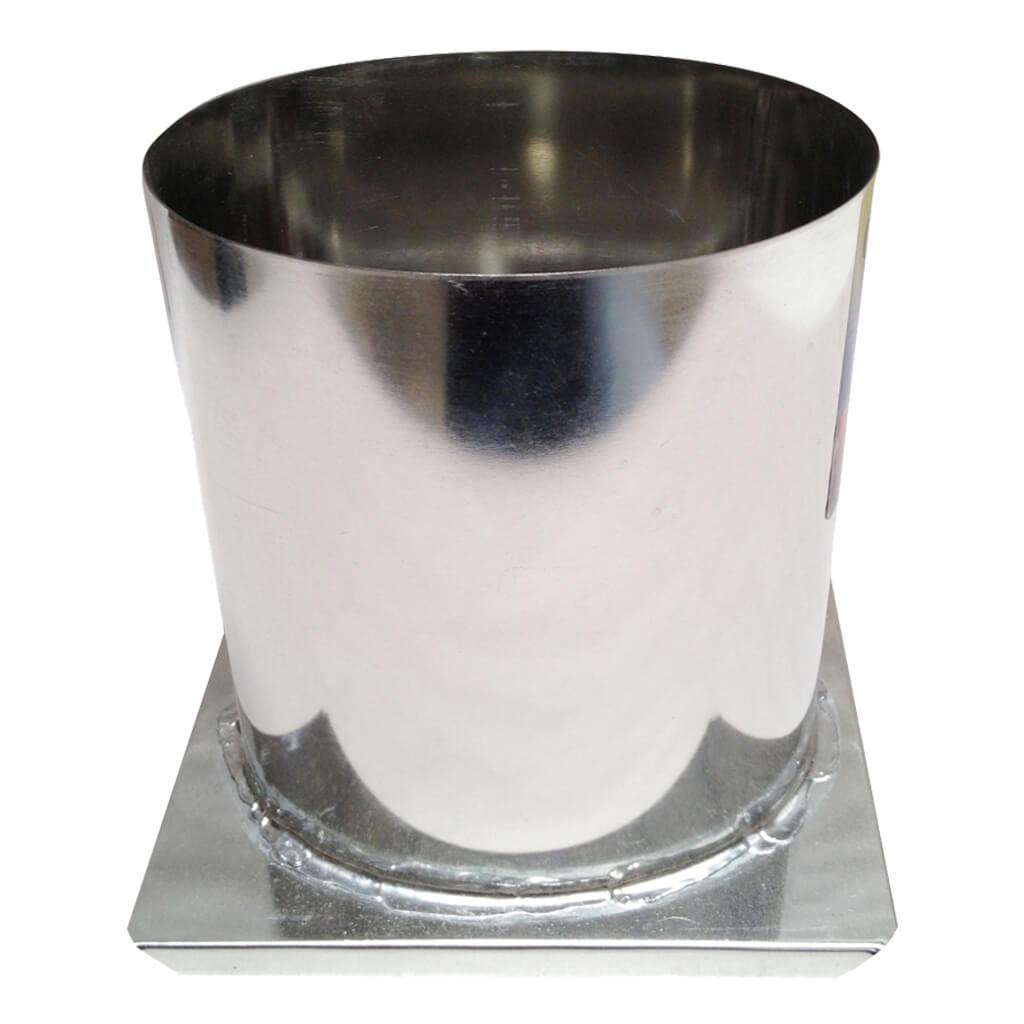 "Candle Molder Oval 5 1/4"" X 6"" 5 1/4X6"