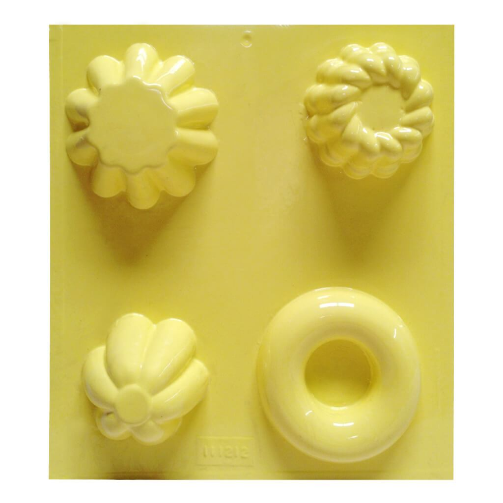 Candle Mold Desert Shapes Smal