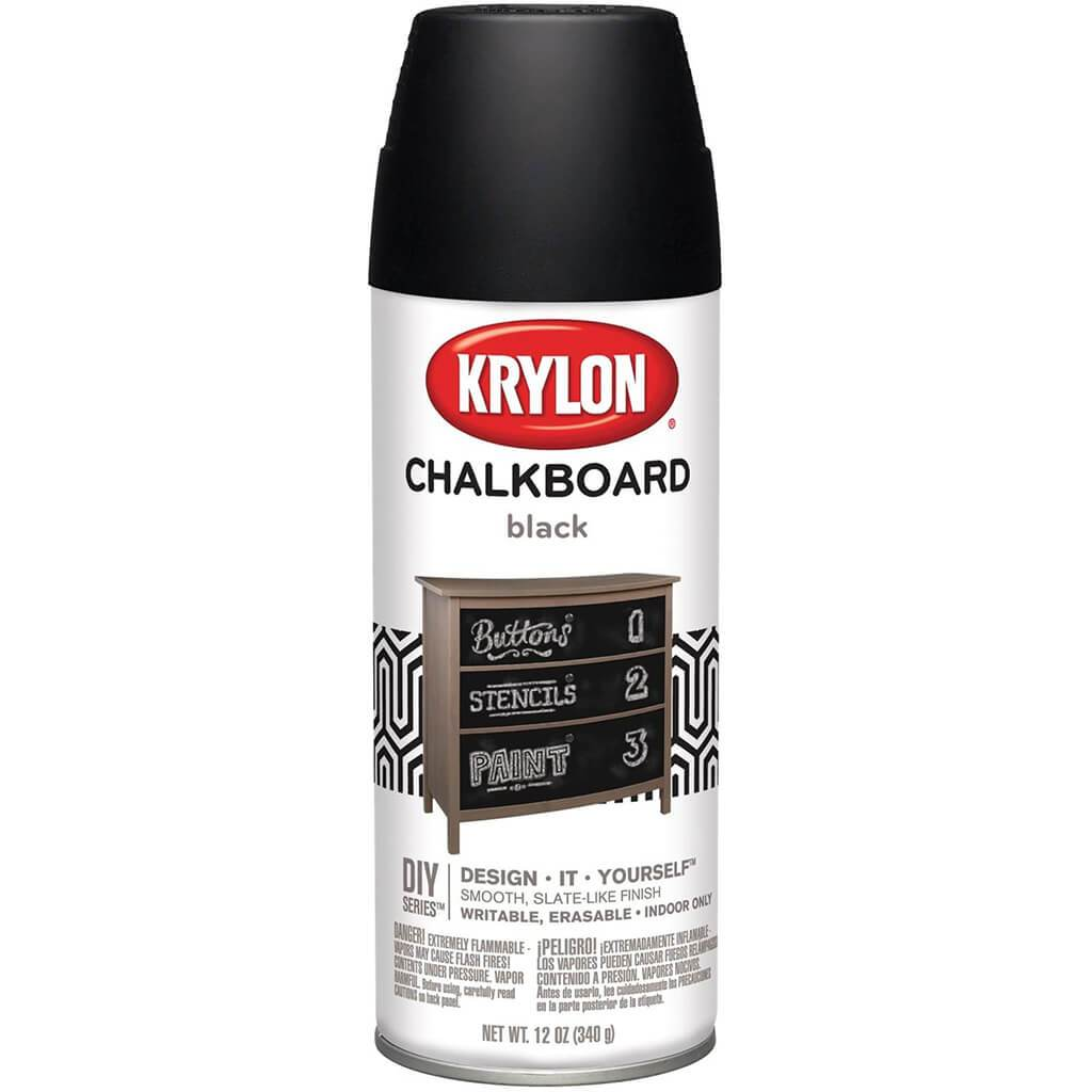 Chalkboard Spray Paint 12oz