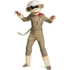Zombie Sock Monkey Costume