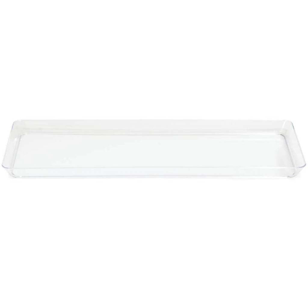 Clear Tray 6in x 15.5in