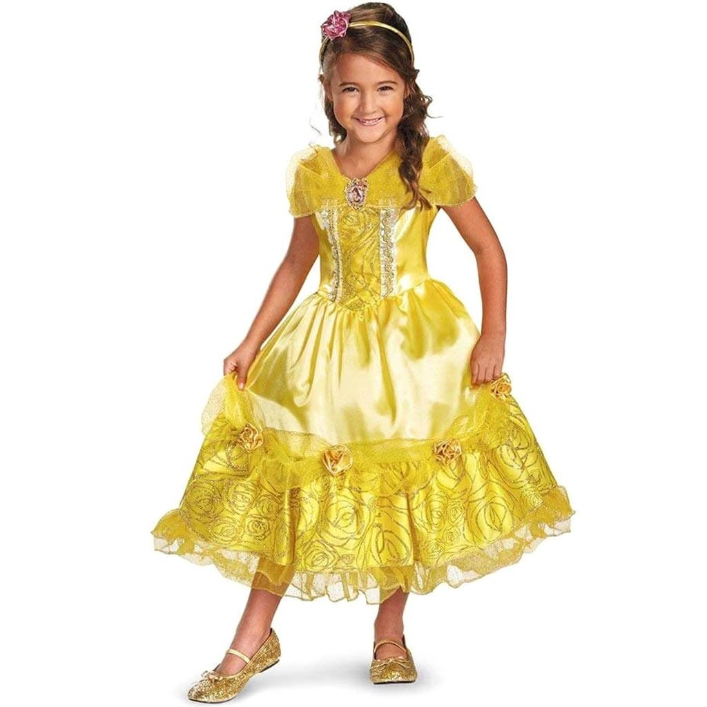 Belle Sparkle Deluxe Costume