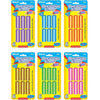 Eraser Pencil Grips Pack of 6