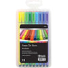 Washable Fiber Tip Pens 18Ct