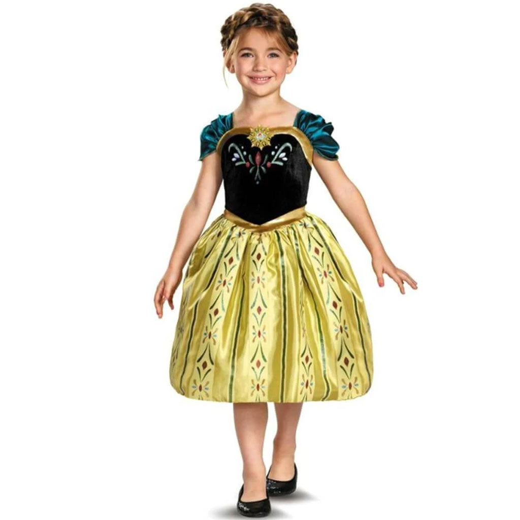 Anna Coronation Gown Classic Costume