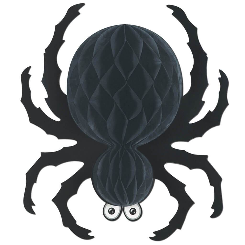 Black Tissue Spider