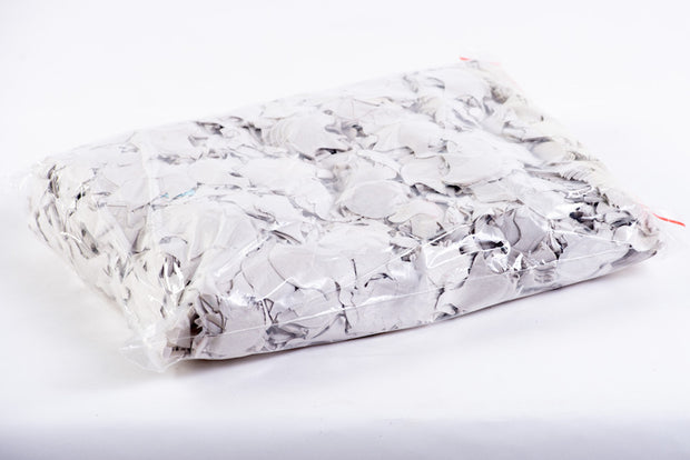1kg bag of dove confetti
