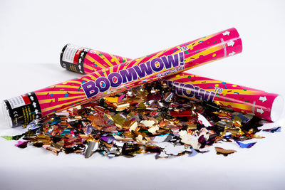 Metallic Butterfly Confetti cannon launcher/popper