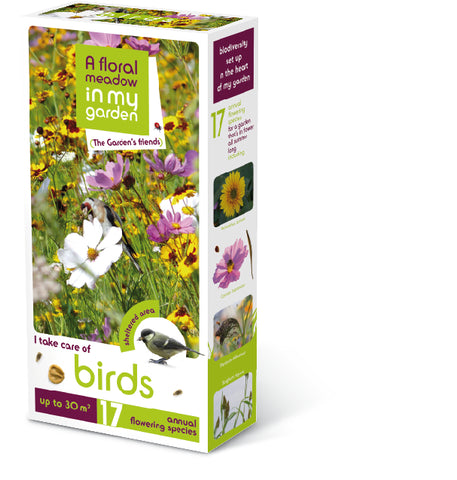 Birds Floral Seed Mix