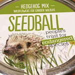 Hedgehog Seedball Mix