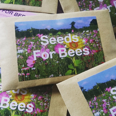 Seeds For Bees (FREE Gift)