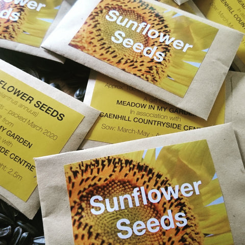 Sunflower Seeds (FREE Gift)