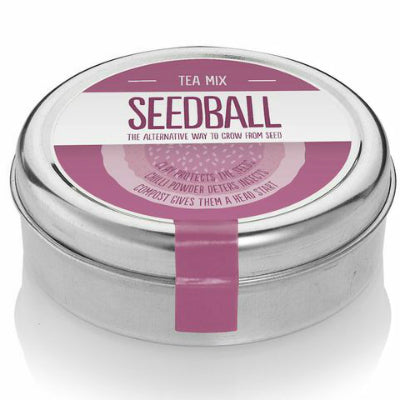 Herbal Tea Seedballs