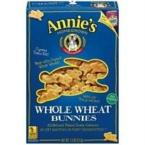 Annie's Homegrown Whole Wheat Bunny Cracker (12x7.5 Oz)