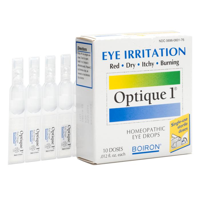 Boiron Optique 1 Eye Drops (1x10 Dose)
