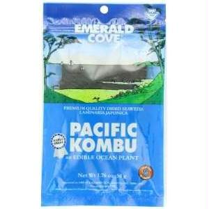 Emerald Cove Kombu Sea Vegetables (6x1.76 Oz)