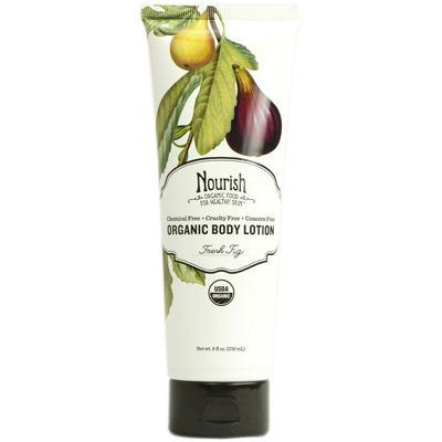 Nourish Organic Fresh Fig Body Lotion (1x8 Oz)