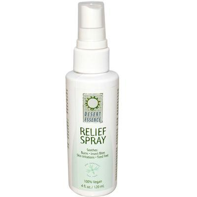 Desert Essence Tea Tree Oil Relief Spray (1x4 Oz)