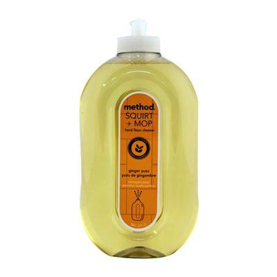 Method Products Ginger Yuzu Squirt & Mop Cleaner (6x25 Oz)