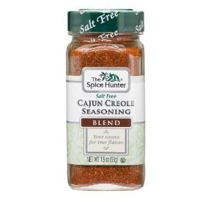 Spice Hunter Cajun Creole Seasoning Blend (6x1.9 Oz)