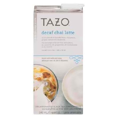 Tazo Teas Chai Decaf (6x32 Oz)